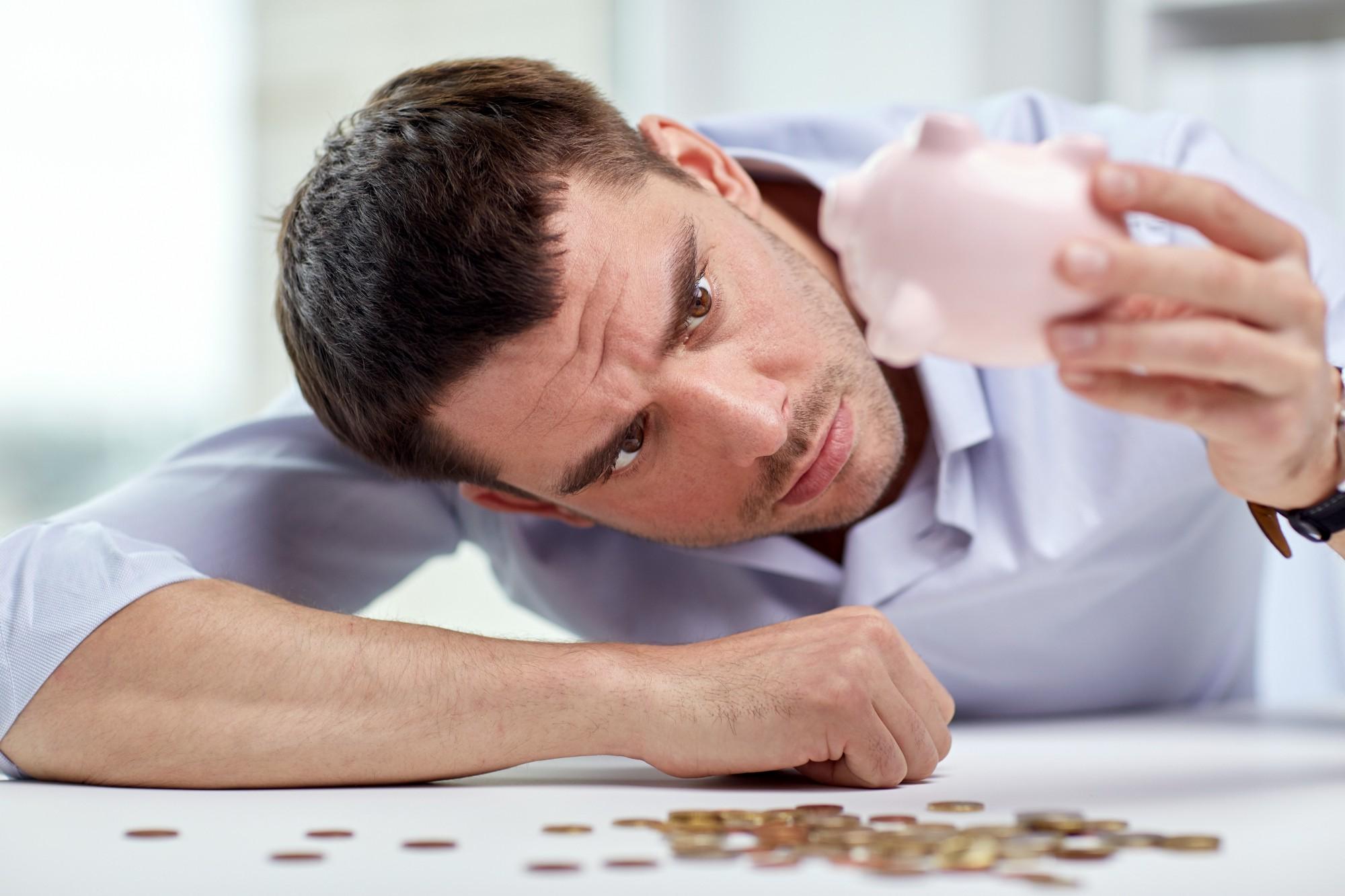 End Up Bankrupt