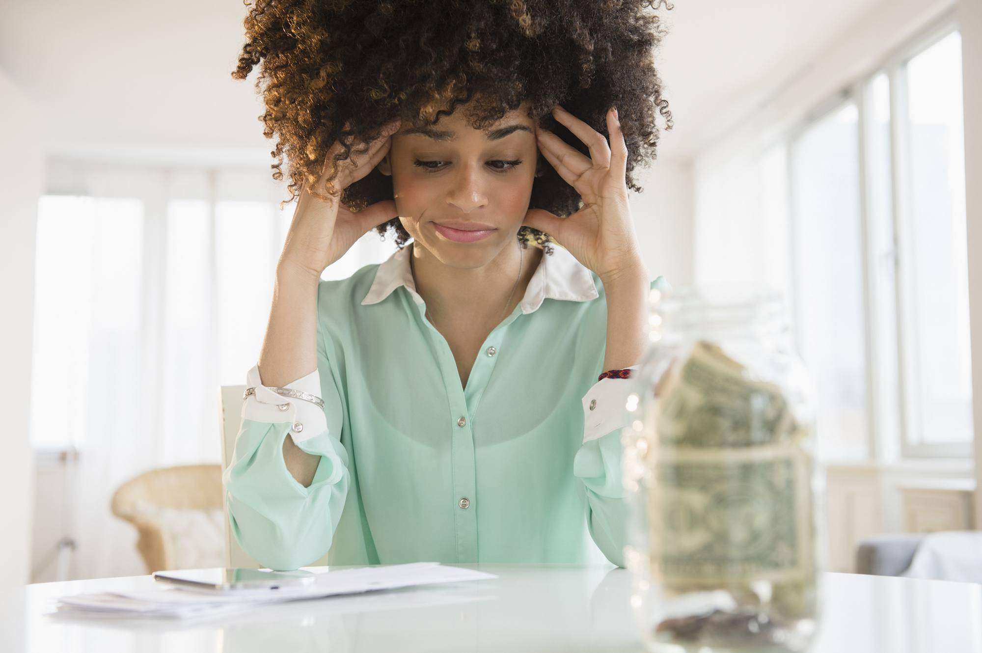 How To Deal With Money Stress?